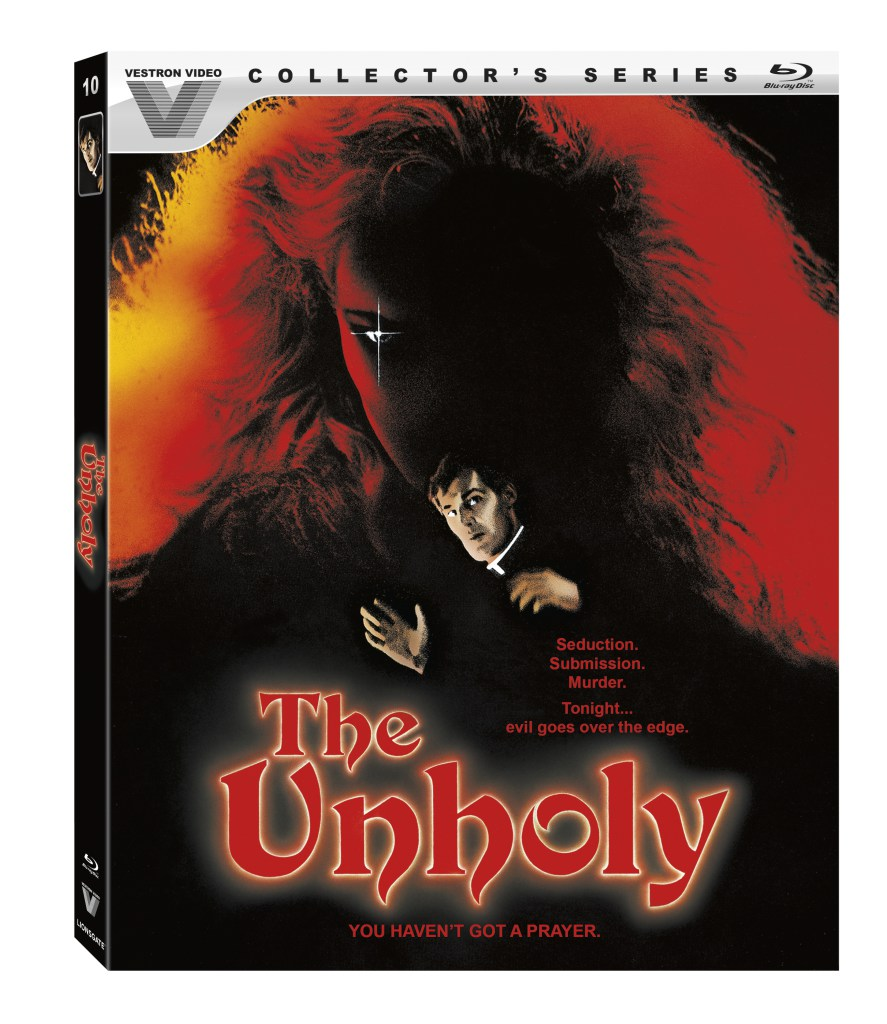 The Unholy USA Blu-Ray
