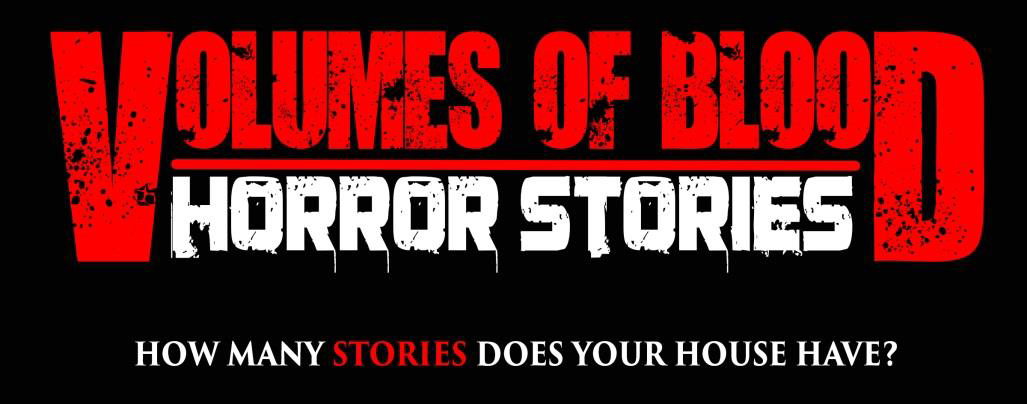 Volumes of Blood Horror Stories Logo