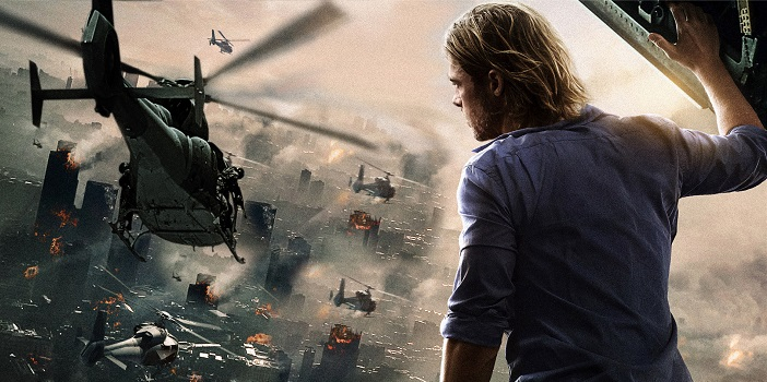 David Fincher Will Direct 'World War Z' Sequel With Brad Pitt
