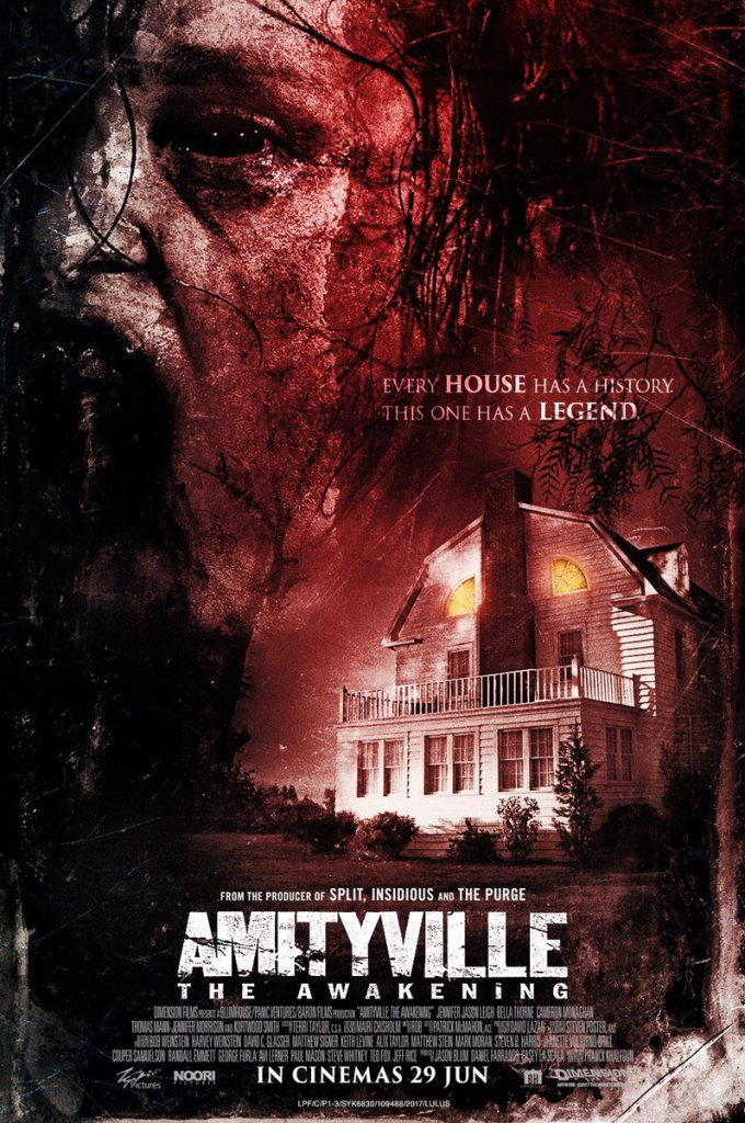 Amityville: The Awakening International Poster
