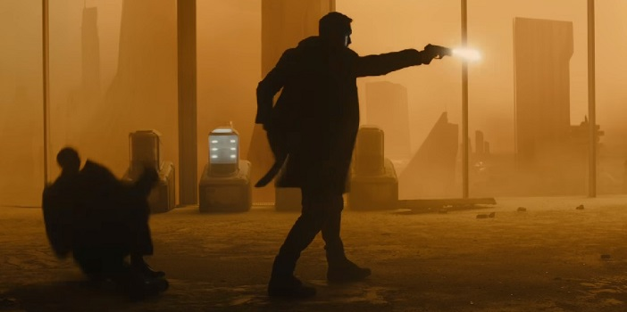 New Teasers for 'Blade Runner 2049' Are Visually Impressive