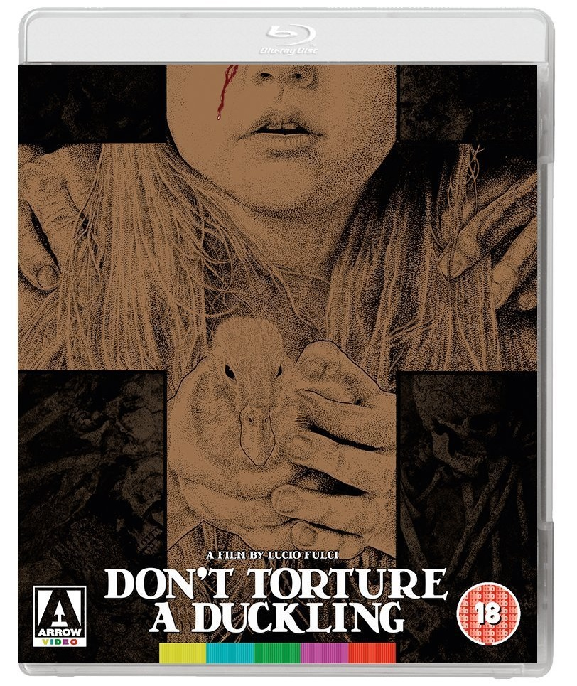 Don't Torture A Duckling UK Blu-Ray