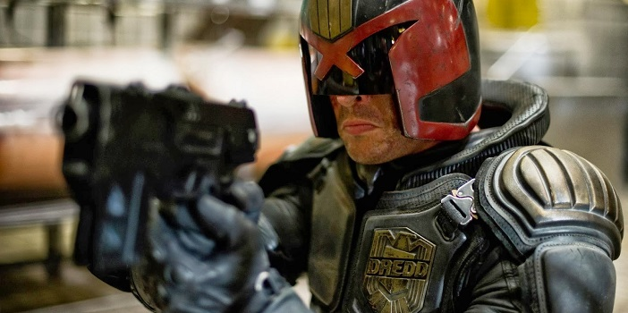 Live-Action Series 'Judge Dredd: Mega City One' Coming to TV