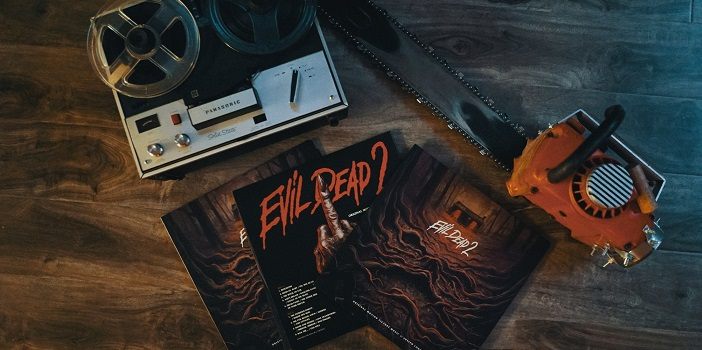 Waxwork Records Presents 'Evil Dead 2' 30th Anniversary Vinyl Soundtrack!