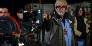 George A. Romero Co-writing Modern-day Zombie Flick 'Road of the Dead'!