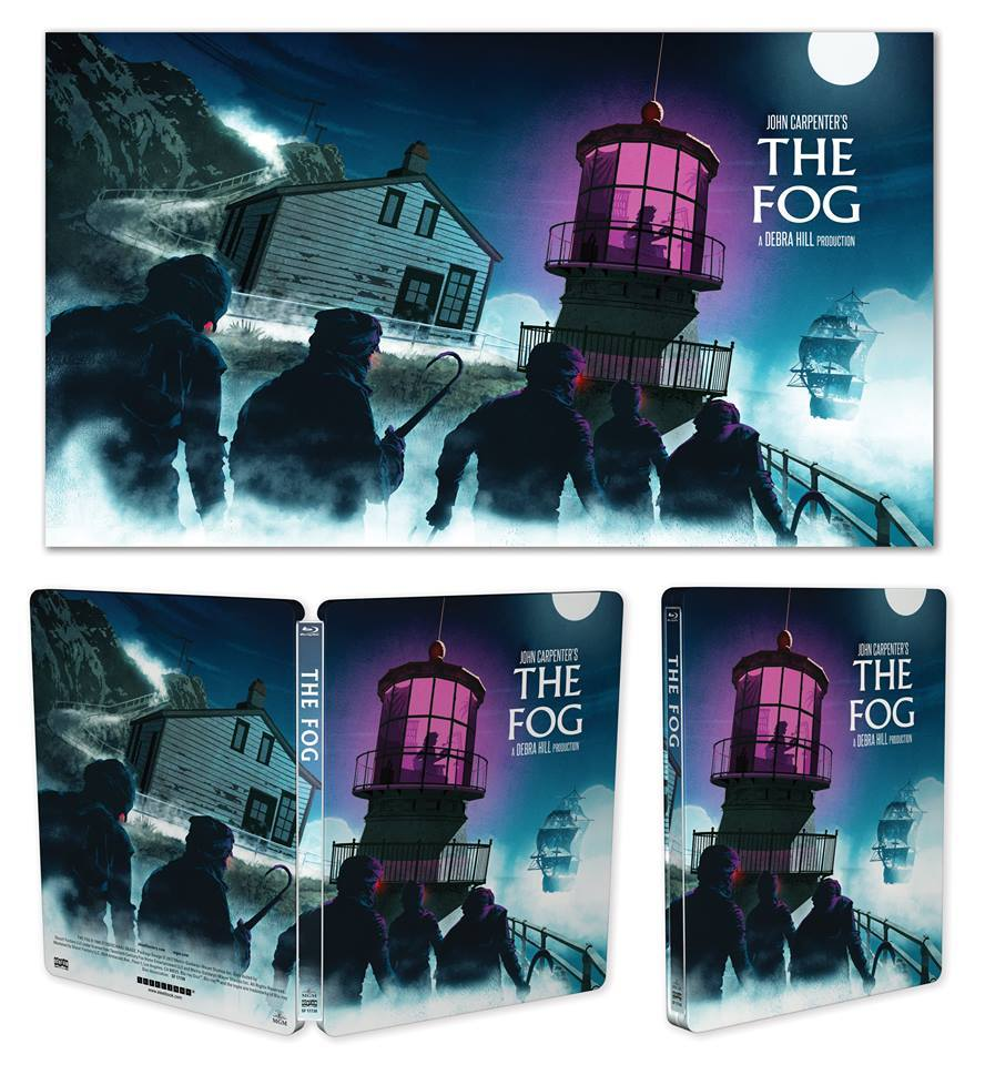 The Fog Steelbook