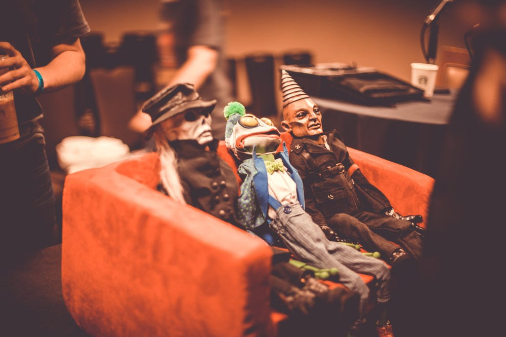 Puppet Master The Littlest Reich Reveal 2
