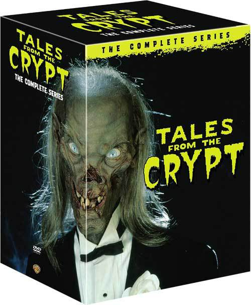 Tales from the Crypt DVD USA Box Set