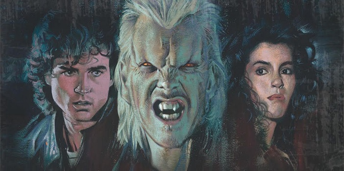 First Look at 'Lost in the Shadows: The Story of The Lost Boys' Book Cover
