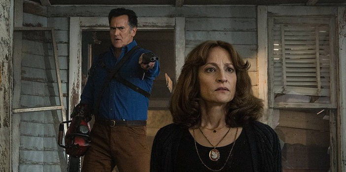 "Season 2 of ""Ash vs. Evil Dead"" Comes to Blu-Ray, DVD and Digital HD"