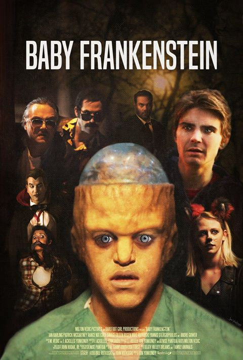 Baby Frakenstein key Art