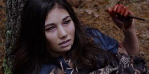 First Trailer for James Crow's Indie Demon Flick 'Black Creek'