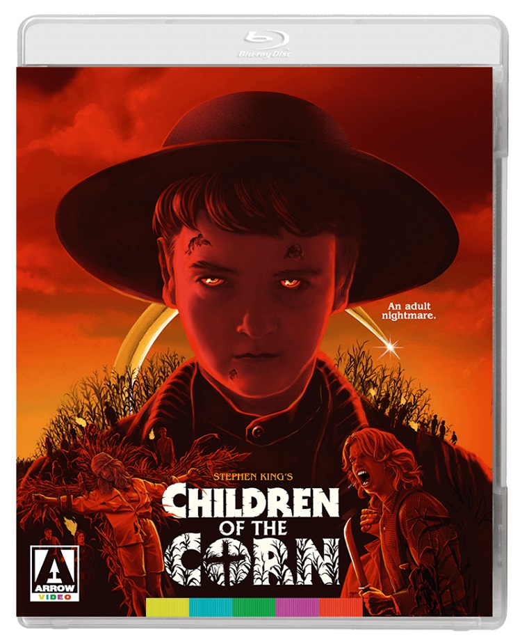 Children of the Corn Arrow Video USA Blu-Ray