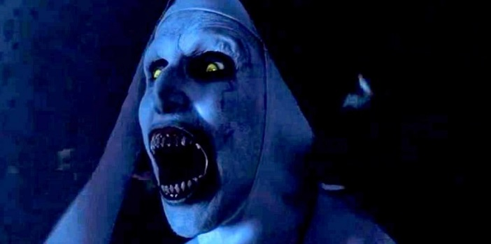 Corin Hardy and Bonnie Aarons Take You Behind-the-Scenes of 'The Nun'