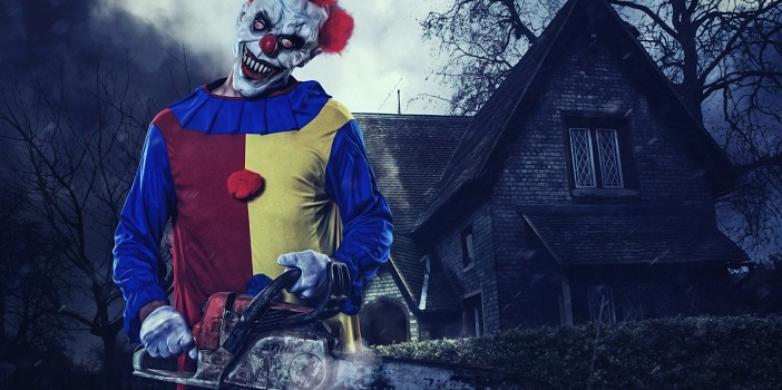 Creeping Clown is Featured on This New 'Behind the Sightings' Art Poster