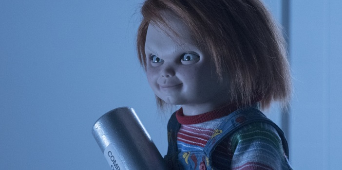 Chucky Plans to Blow Shit Up in This First Official 'Cult of Chucky' Image