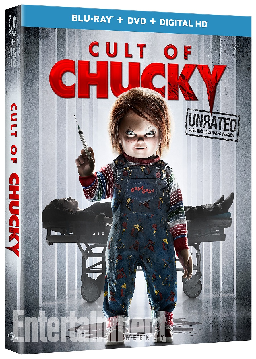 Cult of Chucky USA Blu-Ray