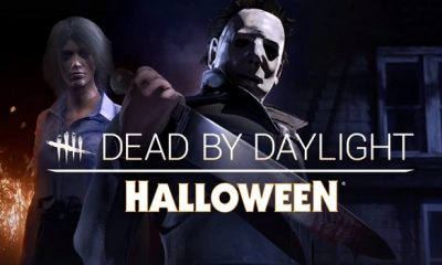 """Play as """"The Shape"""" in Dead by Daylight: Halloween Chapter this October!"""