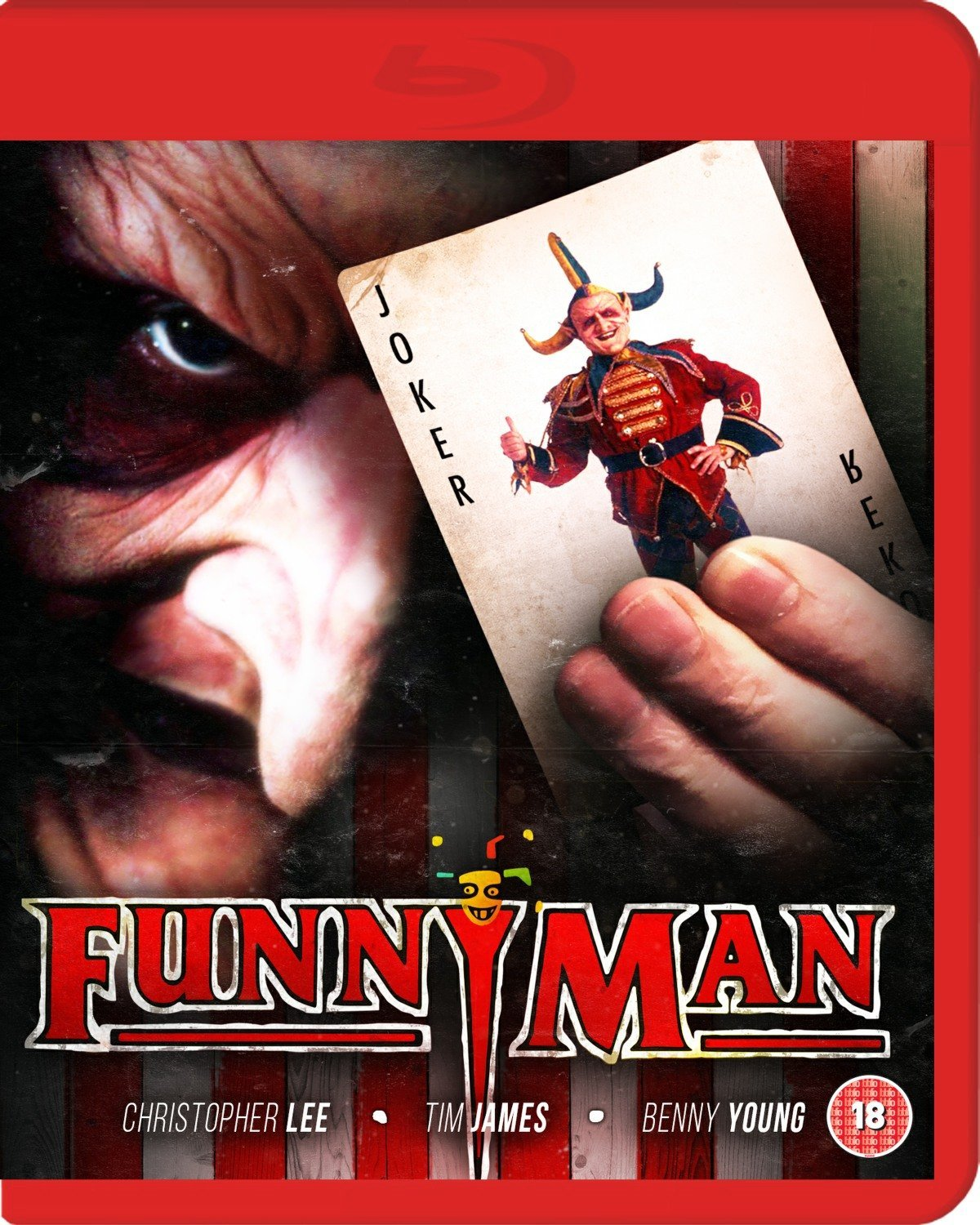 Funny Man UK Blu-Ray