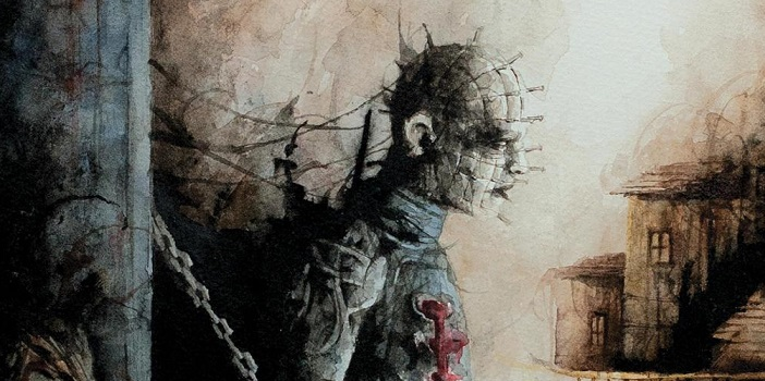 Comic Book 'Hellraiser: Anthology: Volume 2' Includes Chatterer's Origin!