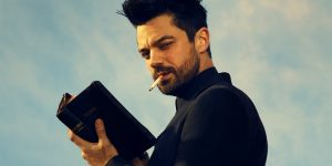 "AMC Unleashes Action-Packed ""Preacher"" Season 2 Trailer"