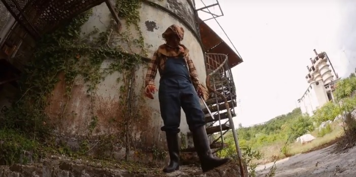 George Nevada's Italian-Style Horror Slasher Flick 'Scarecrowd' is Coming!