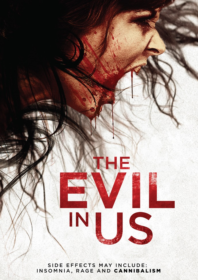The Evil In Us USA DVD
