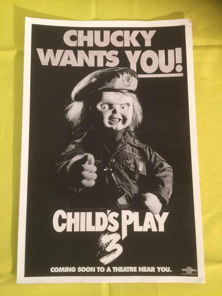 Child's Play 3 Concept 1