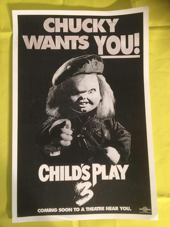 Child's Play 3 Concept 2