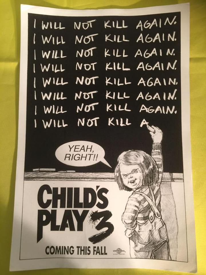 Child's Play 3 Concept 3