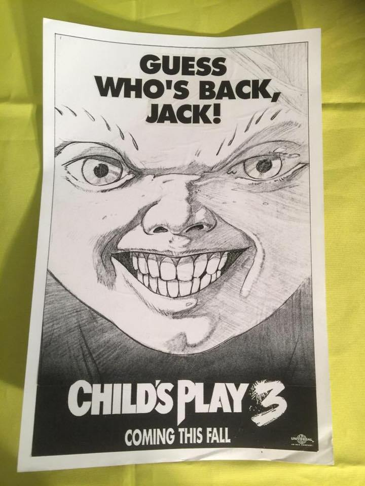Child's Play 3 Concept 9