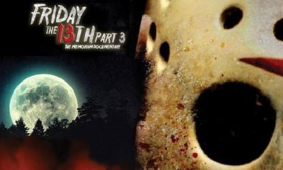 Posters for New Memoriam 'Friday the 13th' Documentary Revealed
