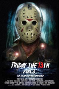 Friday the 13th Part 3 Doc Poster 1