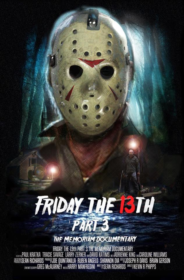 Friday the 13th Documentary Poster 1