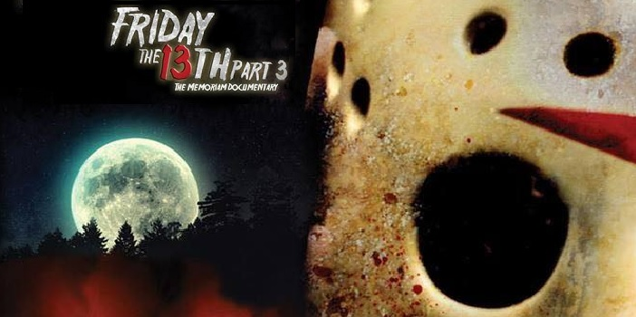 Check Out Some Cool Posters for 'Friday the 13th Part 3' Documentary