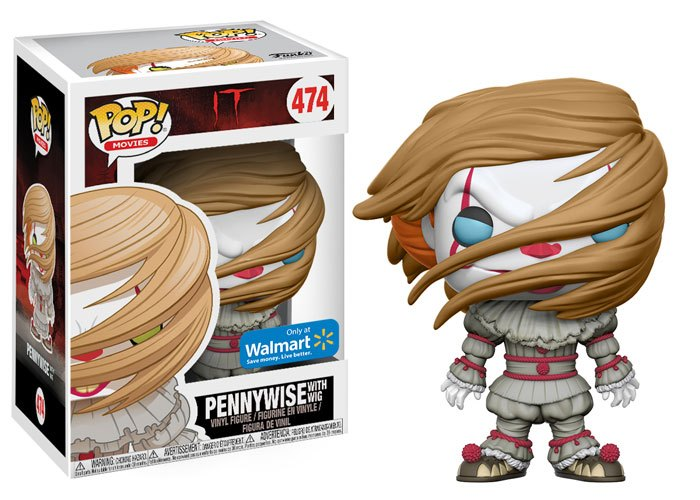 Funko POP Pennywise IT 3