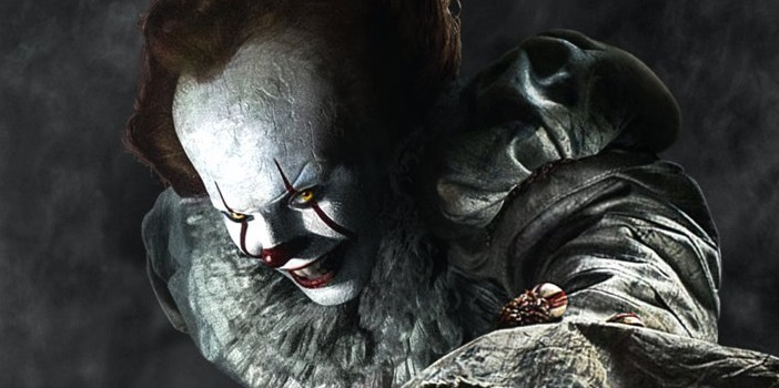 Take a look at New Line Cinema's 'IT' Booth from San Diego Comic-Con