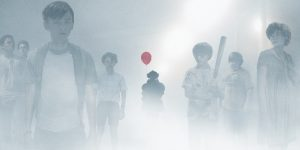 Pennywise Lurks on This New 'IT' Adaptation Poster Courtesy of SDCC