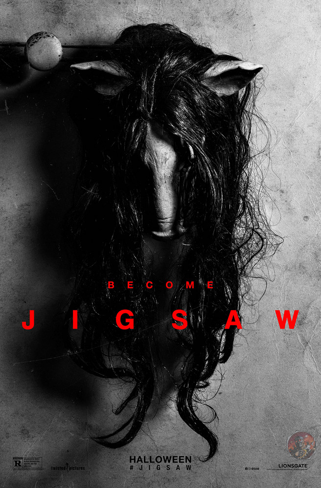 Jigsaw Official Poster