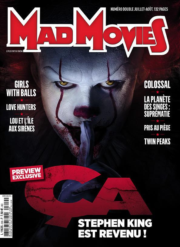 Mad Movies Magazine Pennywise