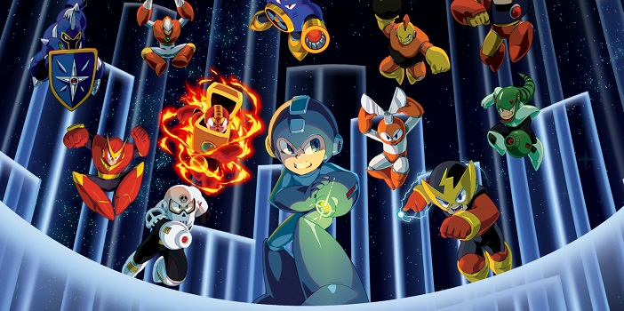 Capcom Video Game Character 'Mega Man' is Heading to the Big Screen!