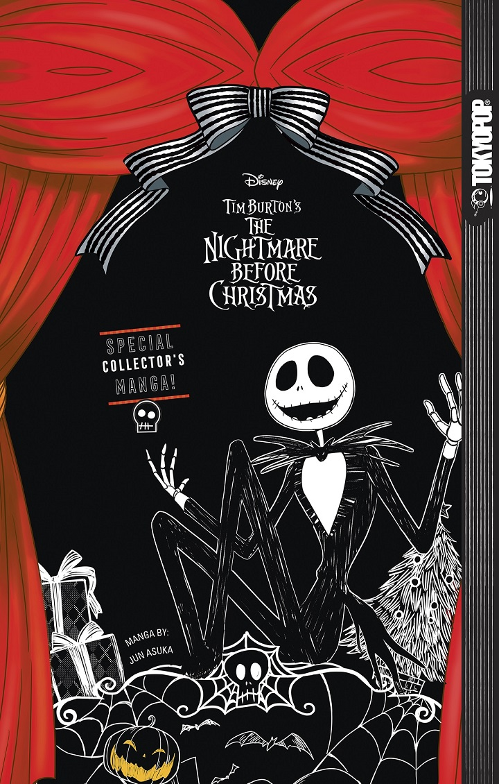 Nightmare Before Christmas Comic