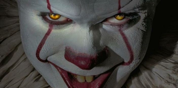 New 'IT' Promo Shows Pennywise Hiding in the Darkness of the Sewers