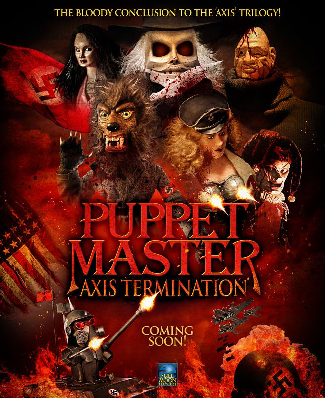 Puppet Master Axis Termination Art