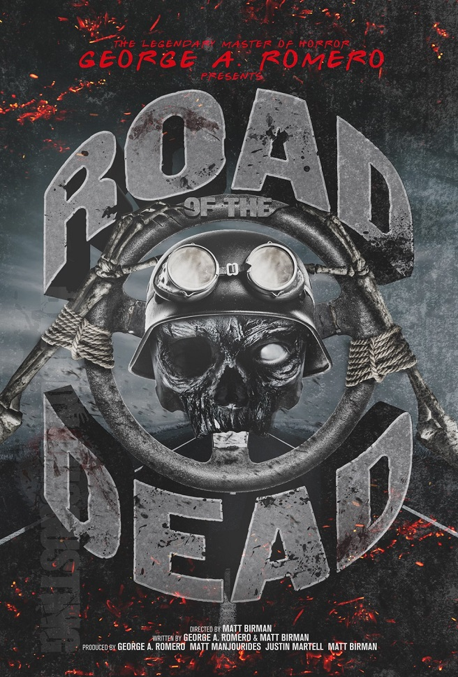 Road of the Dead Poster