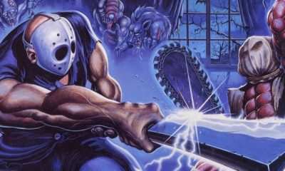 """Arcade Gore Classic """"Splatterhouse"""" Comes to Nintendo Switch in July!"""