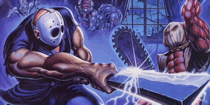 "Arcade Gore Classic ""Splatterhouse"" Comes to Nintendo Switch in July!"