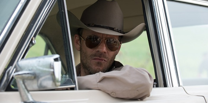 First Images of Stephen Dorff as the Twisted Sheriff in 'Leatherface'