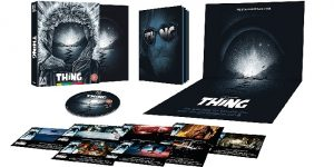 Arrow Video's 'The Thing' 4K Restoration Art and Bonus Features Revealed!