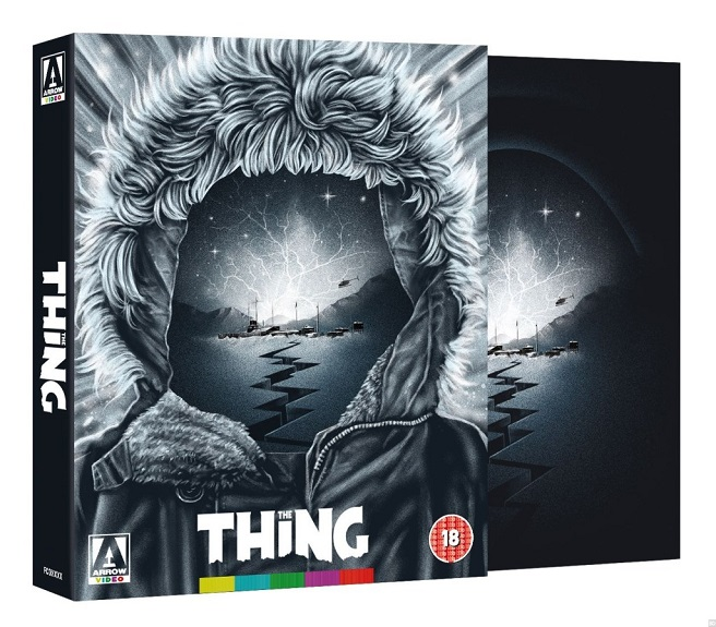 The Thing Arrow Video Set Art 2